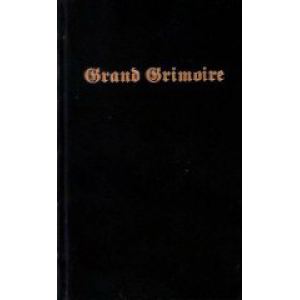 The Grand Grimorie With The Great Clavicle Of Solomon Cover