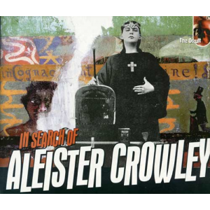 The Born Of Magus Aleister Crowley Cover