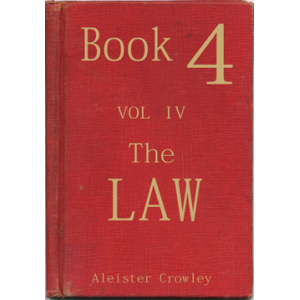 Book 4 Part Iv The Law Cover