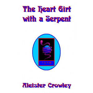Book Of The Heart Girt With The Serpent Cover