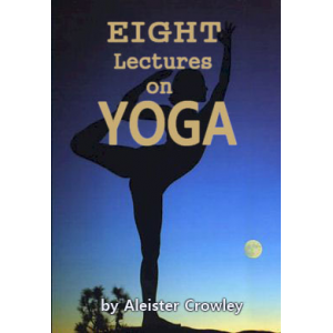 Eight Lectures On Yoga Cover