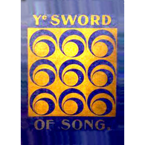 Liber 067 The Sword Of Song Cover