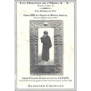 Liber 207 A Syllabus Of The Official Instructions Of The Aa Cover