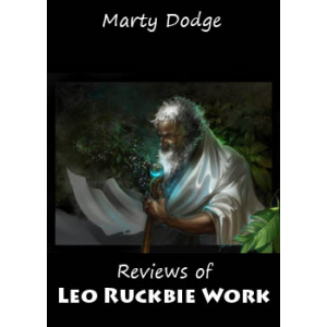 Reviews Of Leo Ruckbie Work Cover