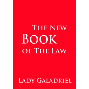 The New Book Of The Law Cover