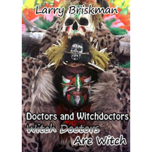 Doctors And Witchdoctors Witch Doctors Are Witch Cover