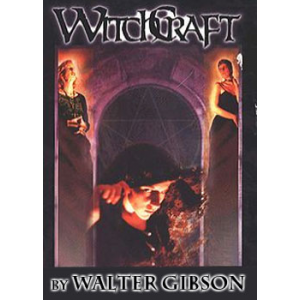 Witchcraft A History Of The Black Art Cover