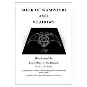 Book Of Wamphyri And Shadows Cover