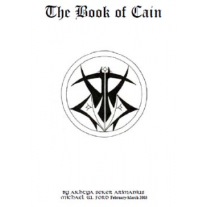 The Book Of Cain Cover