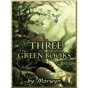 3 Green Books Cover