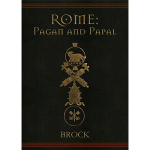 Rome Pagan And Papal Cover