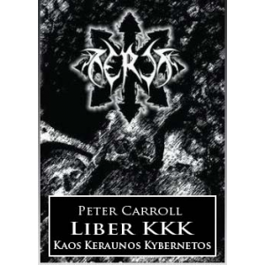 Liber Kkk Or Kaos Keraunos Kybernetos Cover