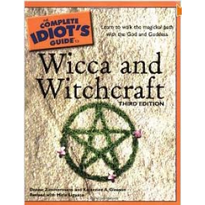 The Complete Idiots Guide To Wicca And Witchcraft Cover