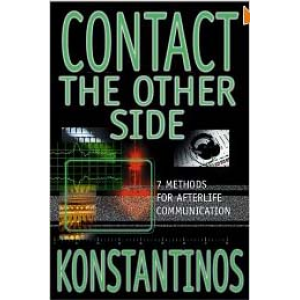 Contact The Other Side Seven Methods For Afterlife Communication Cover