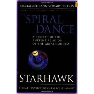 The Spiral Dance A Rebirth Of The Ancient Religion Of The Goddess Cover