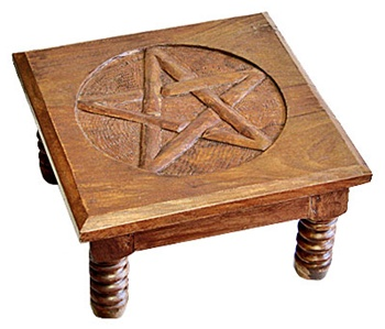 Altar Pentacle Cover