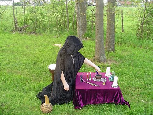 Solitary Esbat Ritual Cover