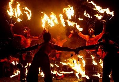 Beltane Fire Festival Cover