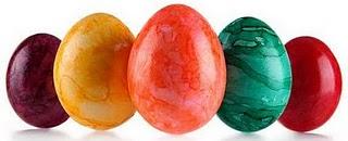 Magickal Colors For Ostara Eggs Cover