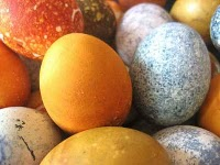 Natural Dyes For Ostara Eggs Cover