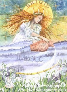 Traditions And Symbols Of Imbolc Cover