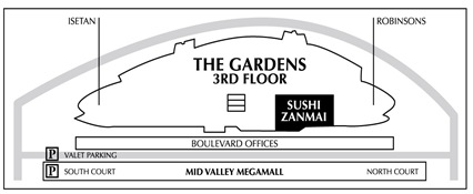 sz garden map