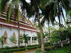 ラオス旅行記|ビエンチャンの寺院