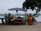 ラオス旅行記 メコンの畔-ターケーク