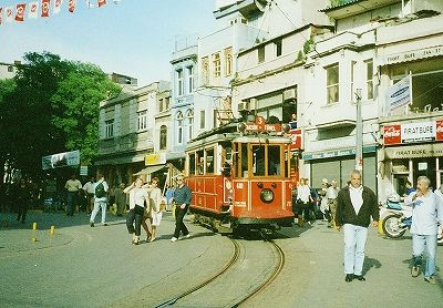 イスタンブール市電