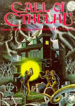 Call of Cthulhu, 1a edição