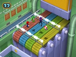 Um minigame de Mario Party 7
