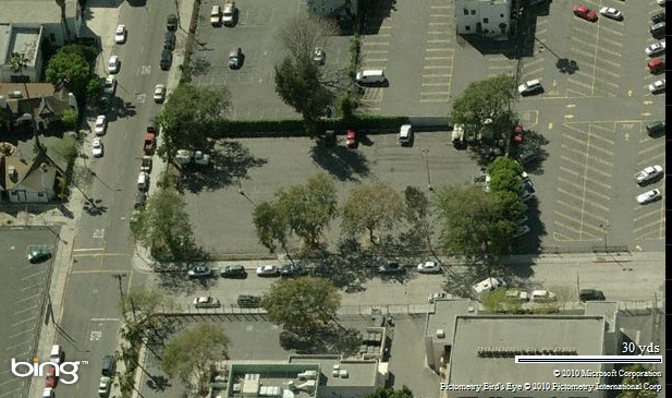 LAUSD Lot @ 1619 North Cherokee Avenue