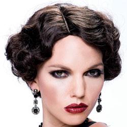 Ella Flapper Wig