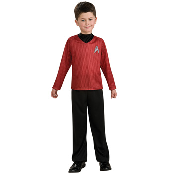 Scotty Child Costume