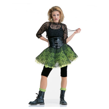 Easy 80s Outfits http://insidethecostumebox.blogspot.com/2011/02/80s-madonna-costume-ideas.html