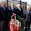 DSC05142.JPG - Chersoń. Pzed kościołem p.w. NSPJ - Delegacja PZŻ z W. Borzyszkowskim (trzeci od lewej) i M. Tarczyński (JKPW)