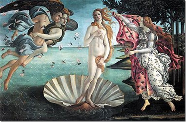 venus birth