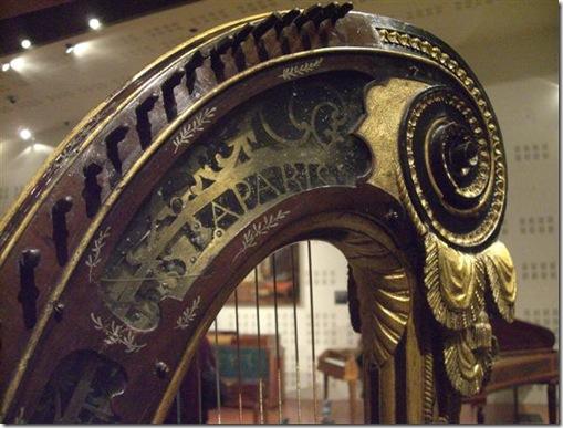 harpe paris