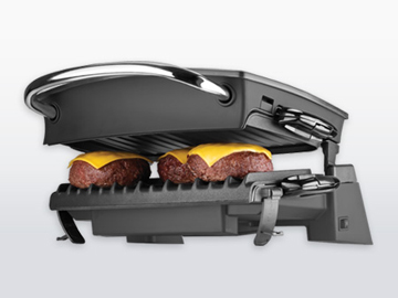 One grill to rule them all.