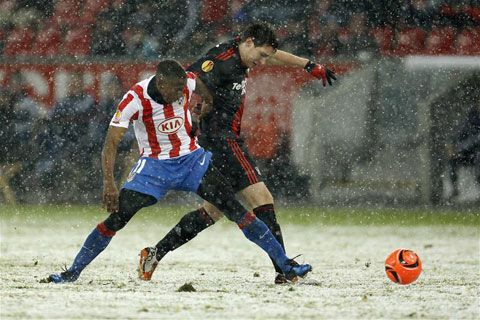 Bayer 04 Leverkusen - Atlético Madrid