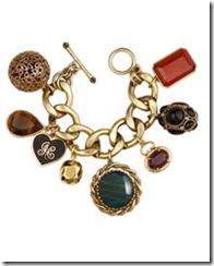 La Dolce Vita Charm Bracelet - $178