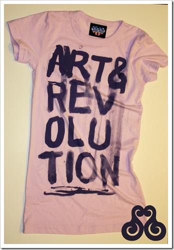art and revolution crew