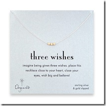 three wishes gold