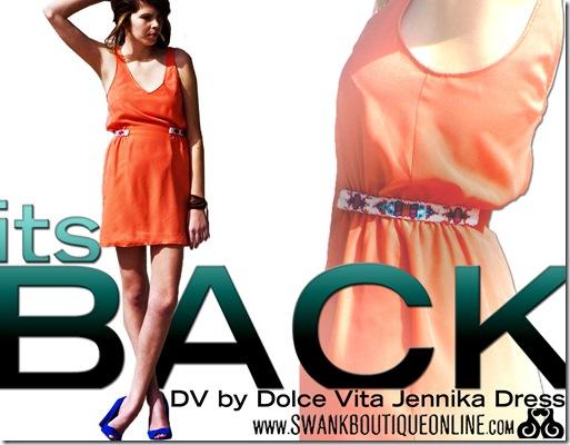 its back