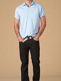 blue bell shirt