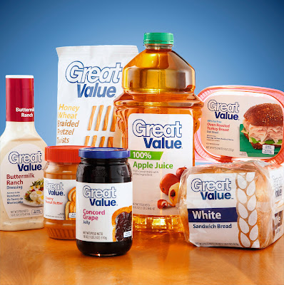walmart pharmacy: Walmart Great Value brand