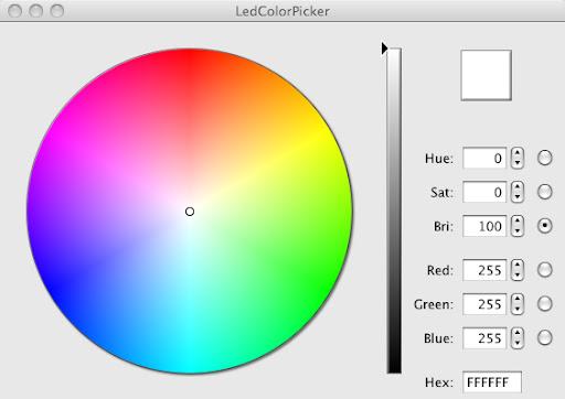 colorpicker Rgb Color Picker