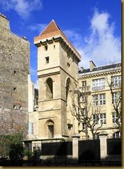 La tour jean-Sans-Peur (Ancien Hotel de Bourgogne)