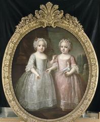 Les jumelles Elizabeth et Henriette
