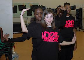 School Sport Haringey Dance Club
